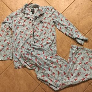 Laura Ashley 2pc pajama set! Only worn once!